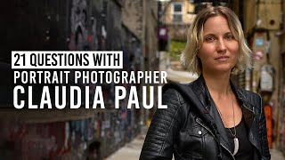 Claudia Paul on Working With Non-Profits, Her New Studio and More | 21 Questions