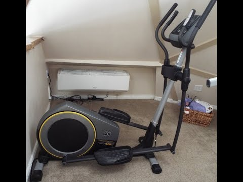 Golds Gym 510 Stride Trainer Elliptical