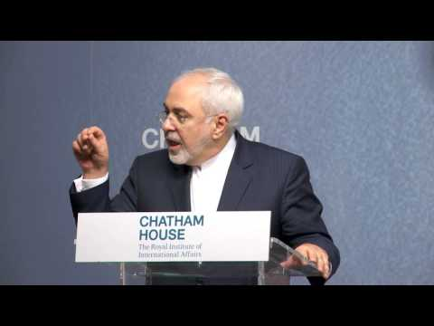 Event Speech: Javad Zarif: Overcoming Regional Challenges in the Middle East: An Iranian Perspective