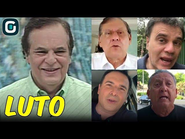 AVALLONE morre aos 74 anos | Mauro Beting, Milton Neves e mais jornalistas lamentam (25/02/19)