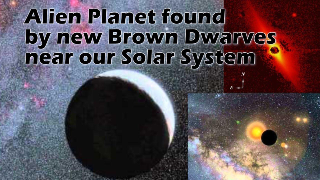 Alien planet found by newest Brown Dwarf stars close* to ...