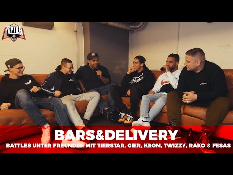 Bars & Delivery