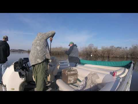 Three Generations Up The River Crappie Fishing!