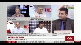 The Big Picture: The Aadhaar Verdict