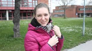 VLOG: прогулка по универу. Учёба в Германии. My Campus.