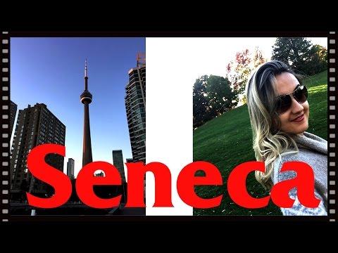 TOUR SENECA COLLEGE + EXPLICAÇÕES ULTRA IMPORTANTES!!!