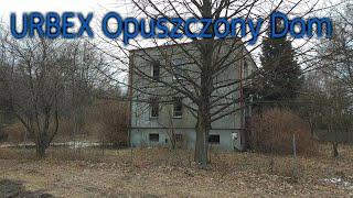 Opuszczony dom szklarnie urbex/Abandoned house urbex greenhouses