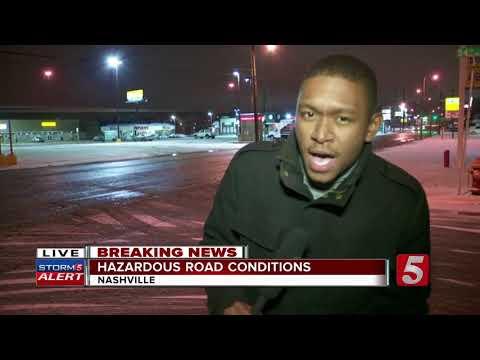 Hazardous Road Conditions Continue