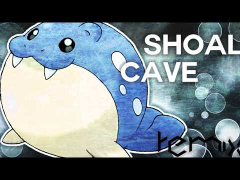 Pokemon R/S/E - Shoal Cave - Remix