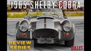 1965 Shelby Cobra Replica  [4k] | REVIEW SERIES