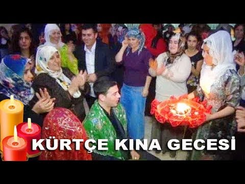Türk - Kürt Kına gecesi/ Turkish - Kurdish night of henna party, wedding