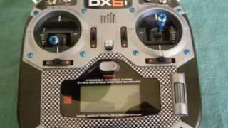 Customizing my DX6i Part 3 - backlight -