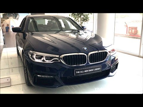 BMW 5 Series G30 530d M Sport 2017 Real life review