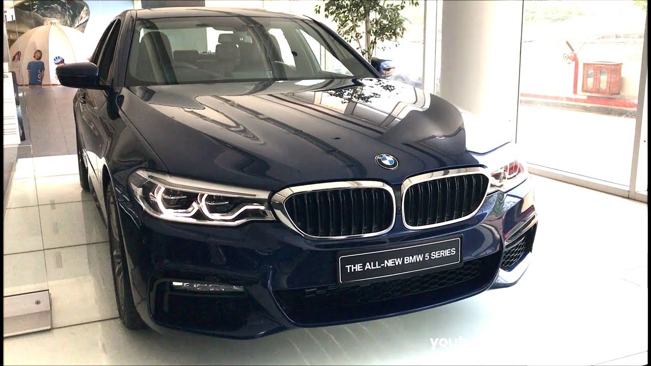 BMW 5 Series G30 530d M Sport 2017 | Real-life review