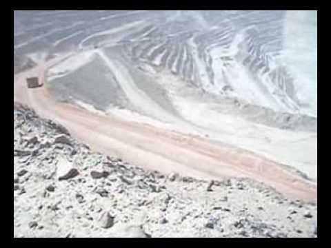 Chuquicamata Mines - Chile
