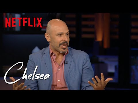 Maz Jobrani Explains Immigration (Full Interview) | Chelsea | Netflix