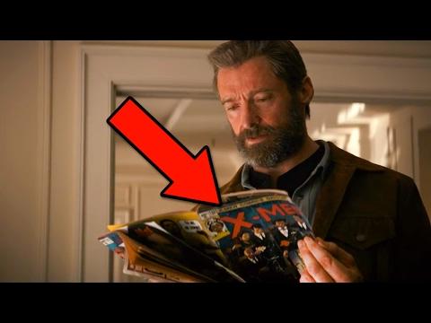 LOGAN Trailer 2 Breakdown - X-Men Comics Easter Eggs Explained!