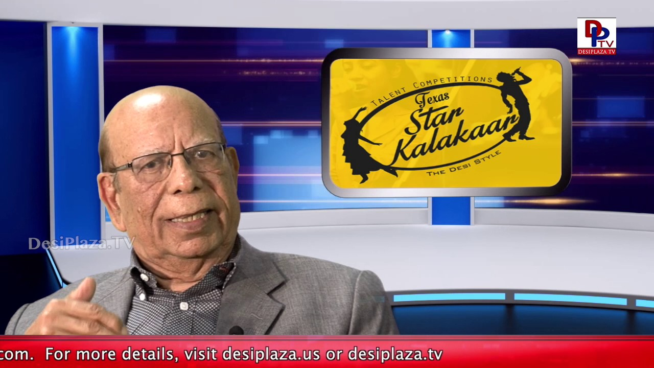 Padma Shri Dr. Sant Singh Virmani's Full Exclusive Interview to DesiplazaTV  || Dallas || USA