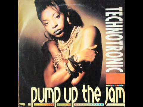 Technotronic  Pump Up The Jam HQ