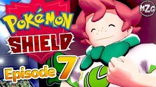 Gym Leader Milo! Turffield Grass Gym! - Pokemon Sword and Shield Gameplay Walkthrough Part 7