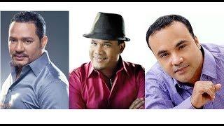 Frank Reyes, Hector Acosta El Torito y Zacarias Ferreira BACHATAS MIX 2017