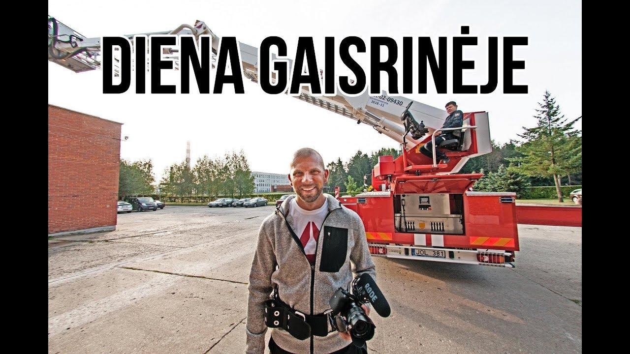 gaisrininkas svorio netekimas