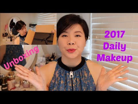 简单日常妆容(Diorskin Forever粉底) +Net-A-Porte开箱 | Daily Makeup + NAP Unboxing