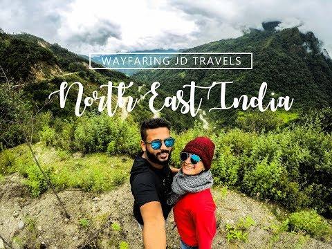 Exploring North East India - Arunachal Pradesh and Meghalaya