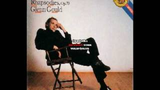 Glenn Gould plays Brahms Ballade Op 10 No 4 in B major