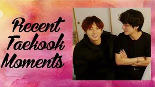 Recent Taekook moments 💜