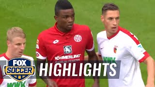 Video Gol Pertandingan FC Augsburg vs Mainz FC