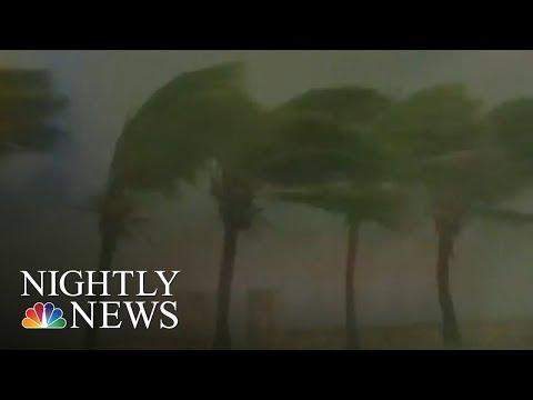 Hurricane Irma: Storm To Batter Florida Keys | NBC Nightly News