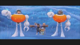(1080p)Cloudy With A Chance Of Meatballs 2 (Attack Of The Tacodile Supreme) HD