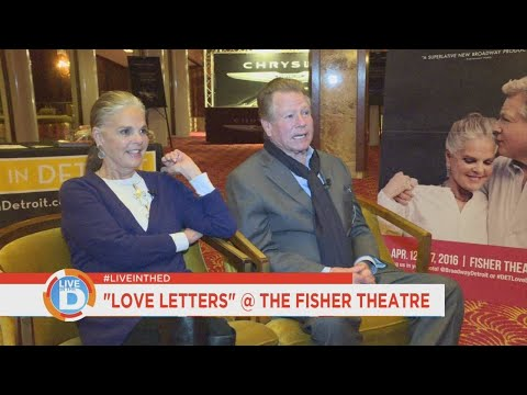 Live in the D: Ali MacGraw and Ryan O'Neal reunite for 'Love Letters'