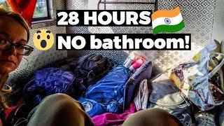 Gambar cover CHEAP Sleeper Bus | Japiur to Mumbai India (28 HOURS!)