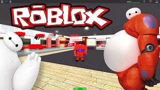 ROBLOX-Super Heroes Factory 6 (Super Hero Tycoon!)
