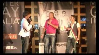 """Ven.19 Agosto Mamamia presents """"Mr Gay Italia"""""""