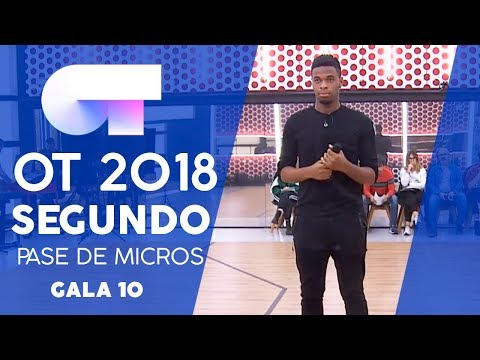 """UPTOWN FUNK"" - FAMOUS   SEGUNDO PASE DE MICROS GALA 10   OT 2018"