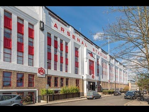 Two Bedroom Apartment Highbury Stadium Square Islington N5 Youtube