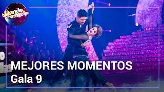 Mejores momentos | Bailando con las estrellas | Gala 9
