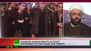 5 years in jail for tweets: Bahrain sentences top rights activist Nabeel Rajab