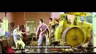 Khatta Meetha 's one scene copied from an episode of Malgudi Days
