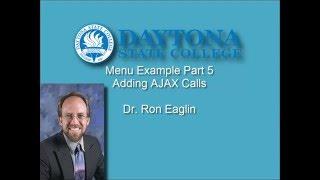 .NET MVC - Restaurant Menu System Part 5 - Ajax Calls