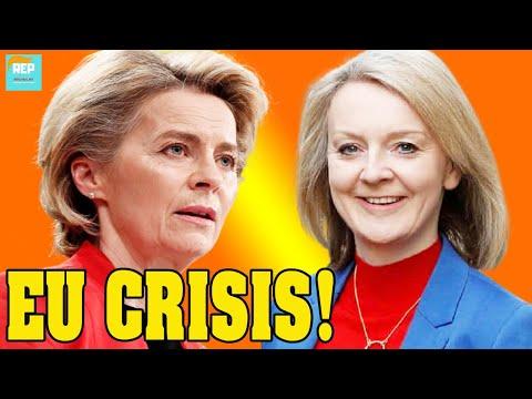 EU huge DISASTER as countries AWAKEN! New deal with Turkey and Ankara soars, Liz Truss revealed