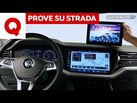 Nuova Volkswagen Touareg: la prova completa