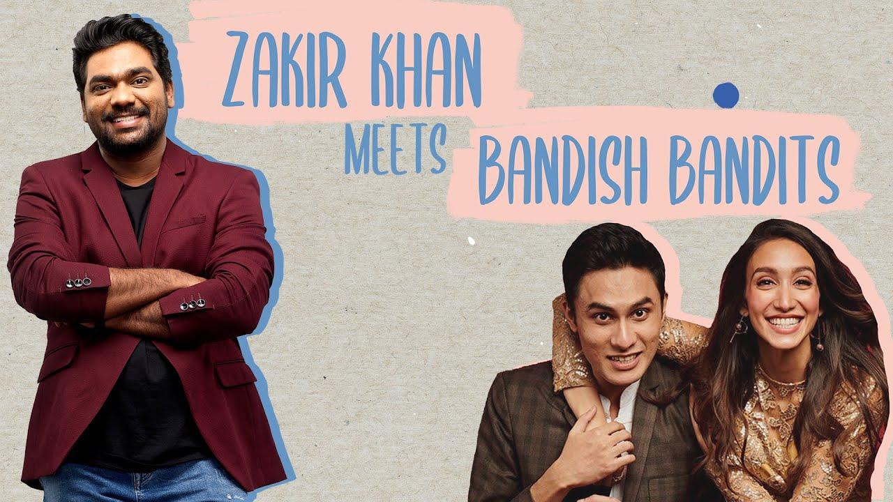 Zakir Meets Bandish Bandits |ft.Ritwik Bhowmik | Shreya Chaudhry | Amazon Prime Video