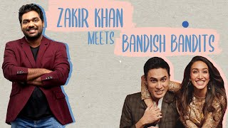 Zakir Meets Bandish Bandits |ft.Ritwik Bhowmik | Shreya Chaudhry | Amazon Prime Video