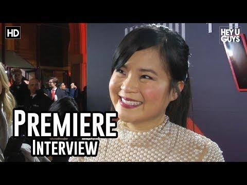 Kelly Marie Tran | Star Wars The Last Jedi Premiere Interview
