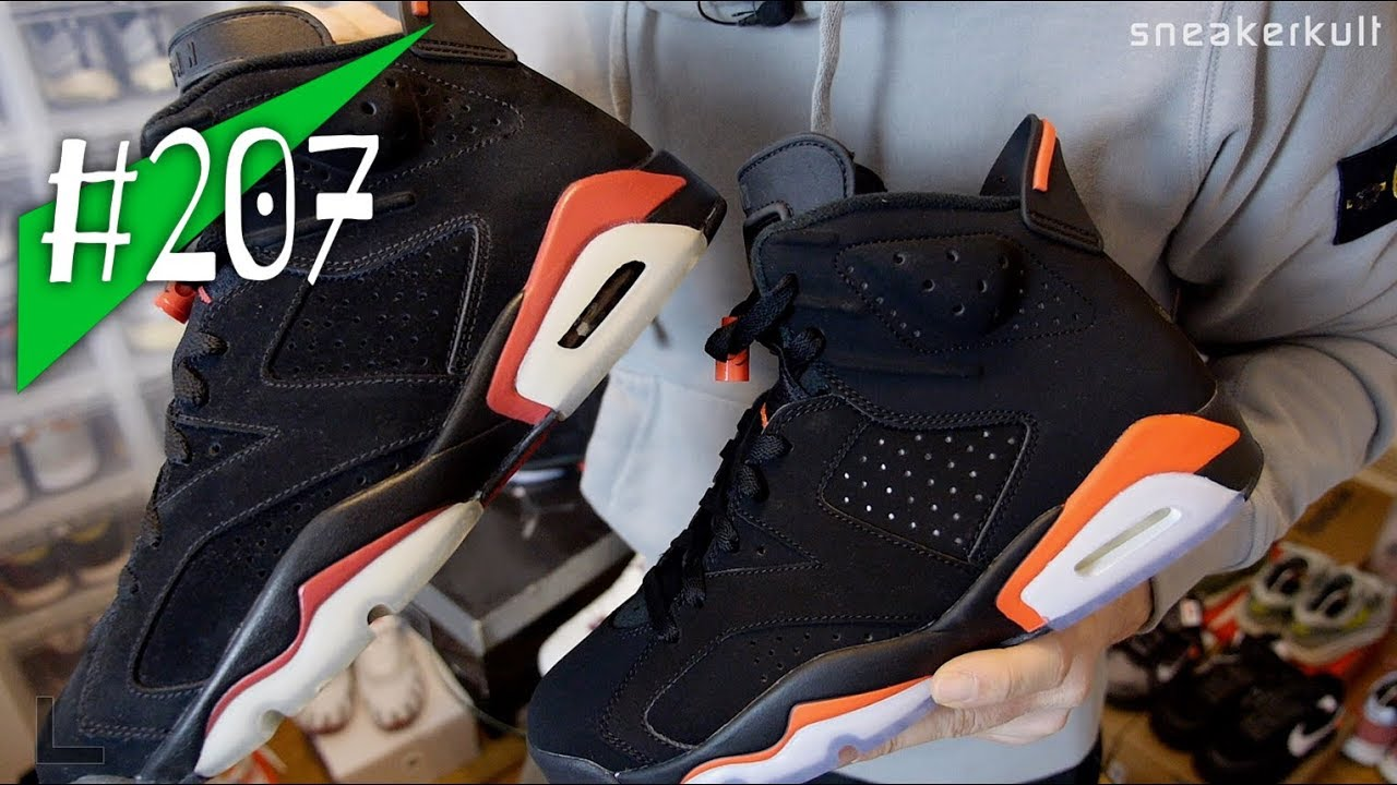 00ee440840c #207 - 2019 vs. 2010 Nike Air Jordan VI