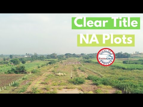 Invest in Clear Title Land | Land in Pune | Plot for Sale | RERA Registered Land | SaudaGhar Land